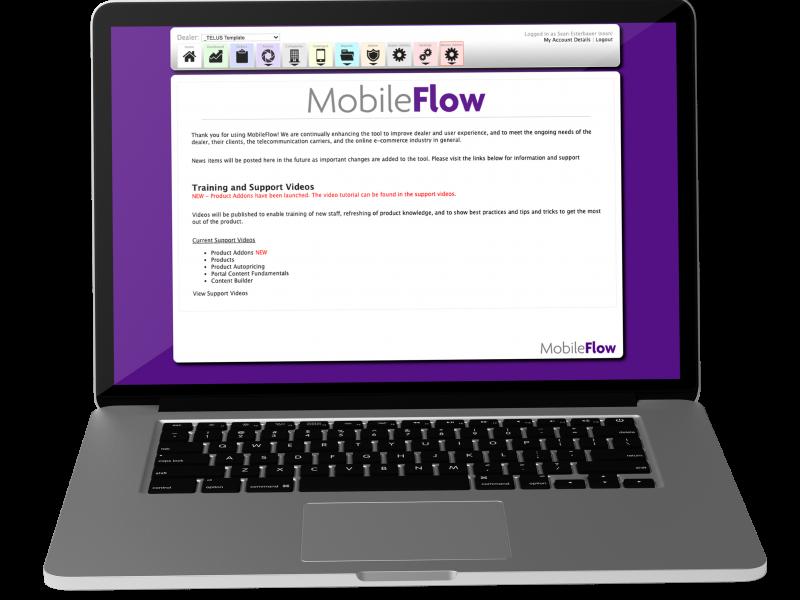 MobileFlow Macbook