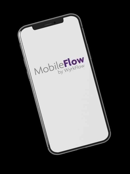 MobileFlow web logo