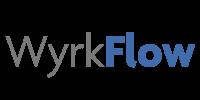 WyrkFlow Logo Transparent bg